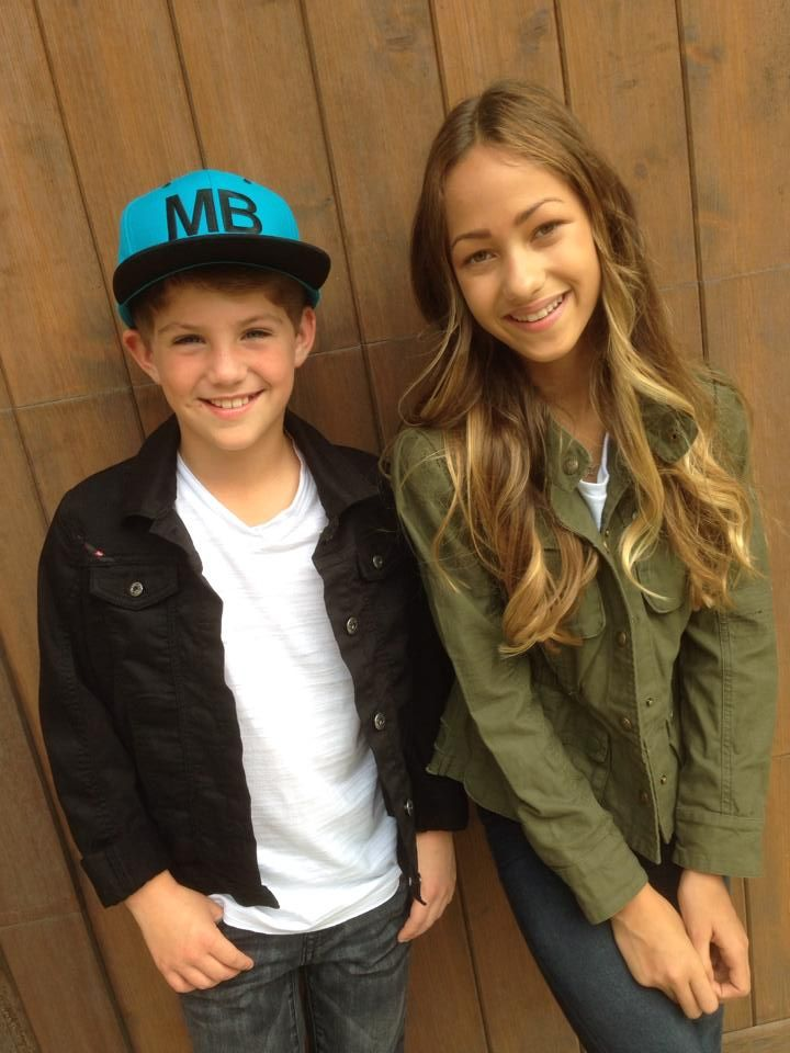 Mattyb And Skylar Steckar Songs Stereo Hearts And The Monster