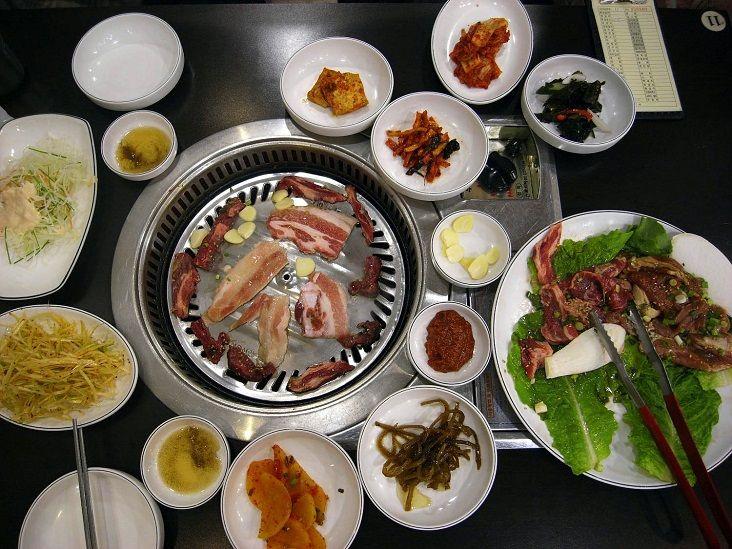 The Top Korean Bbq Restaurants In New York Tips Korean Bbq Restaurant Restaurant New York Korean Bbq
