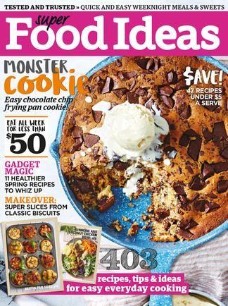 Super food ideas magazine subscription presents4me pinterest super food ideas magazine subscription forumfinder Choice Image