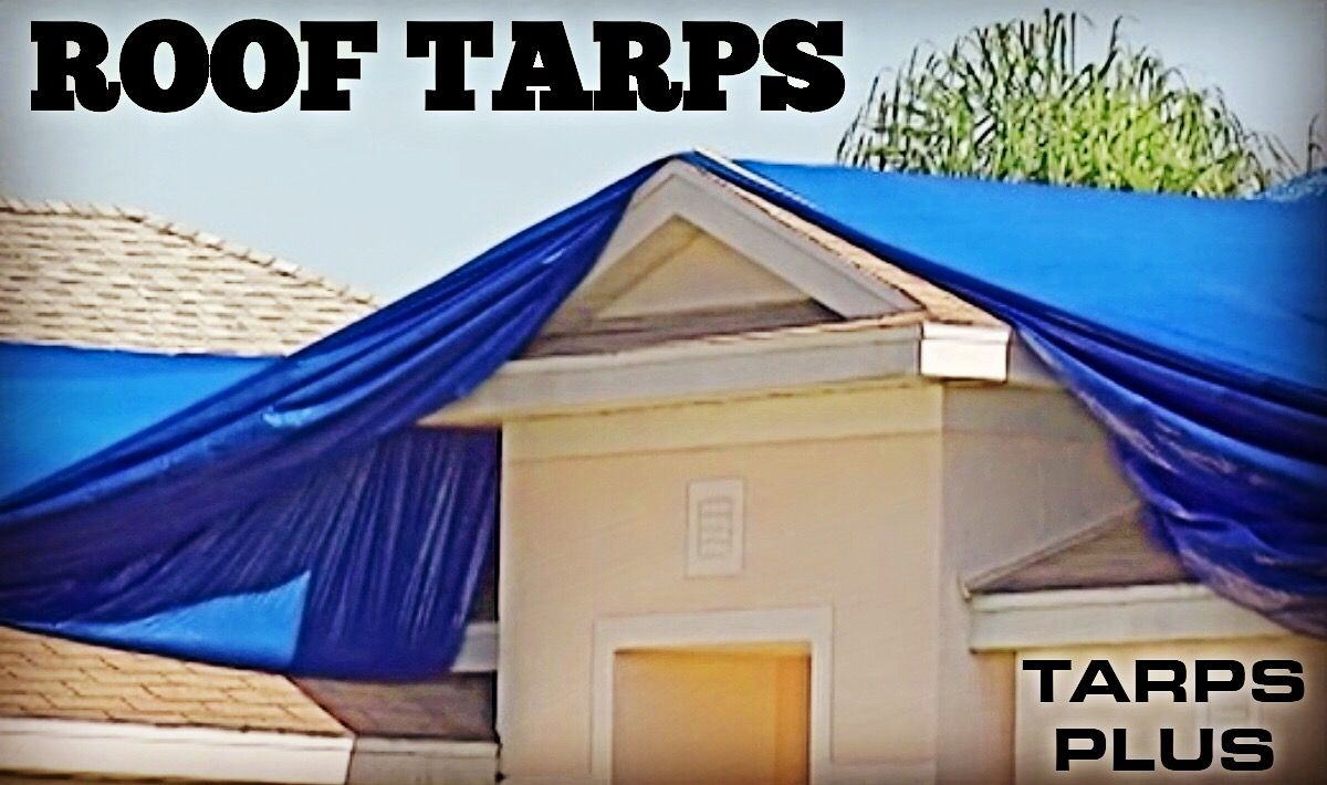 Tarps For Roofing Roofing Tarps Roofer