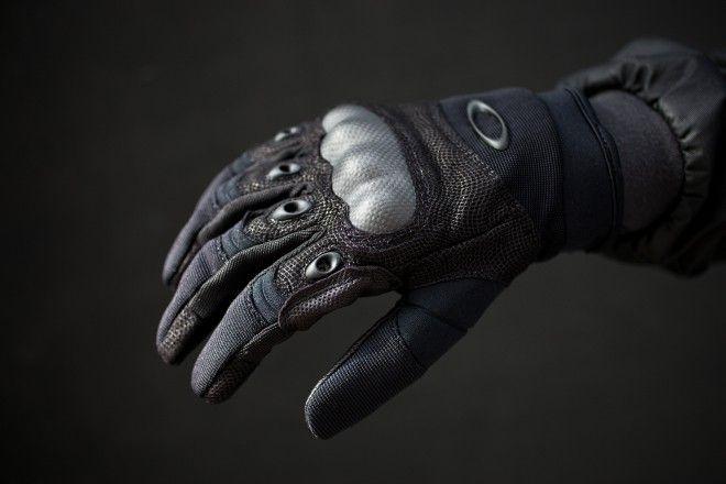 oakley bike gloves