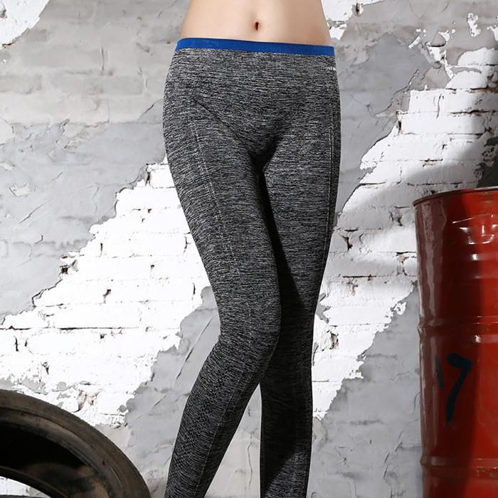 High Elastic Legging Slim 4 Colour Quick Dry Sport Yoga Pants Gym Fitness Workout Running Tights Compression Trousers