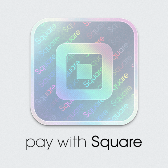 Square Square App Branding Logo Design Typography