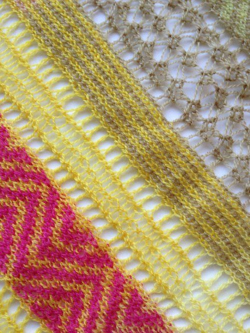 Renaissance-Stripes-detail-01 | Punto estampados | Pinterest ...