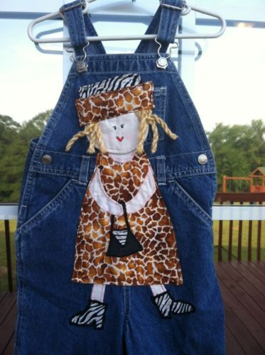 RESELL-CUSTOM-ETSY-SHOPPING-DIVA-2T-3T-OVERALLS-PAGEANT-ZEBRA-LEOPARD