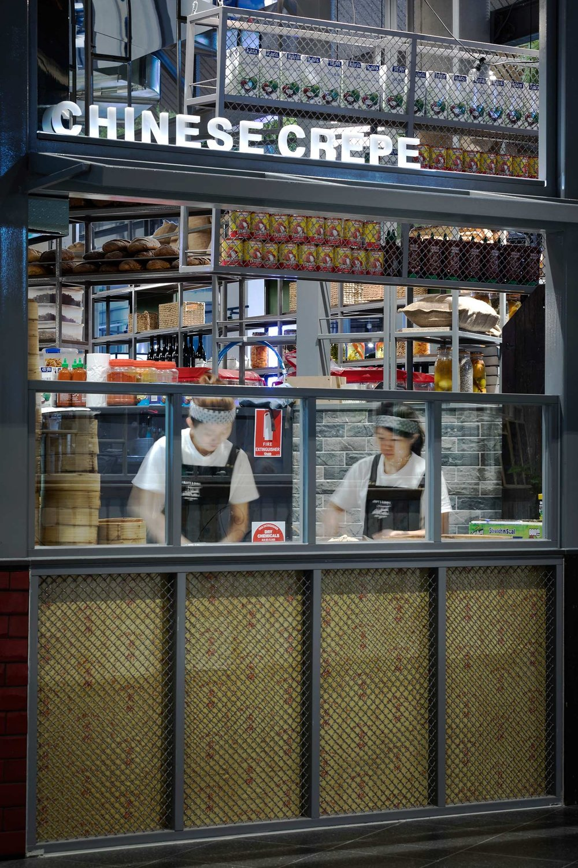 Roti Buns Clui Design Design Kitchen Design Open Asian House