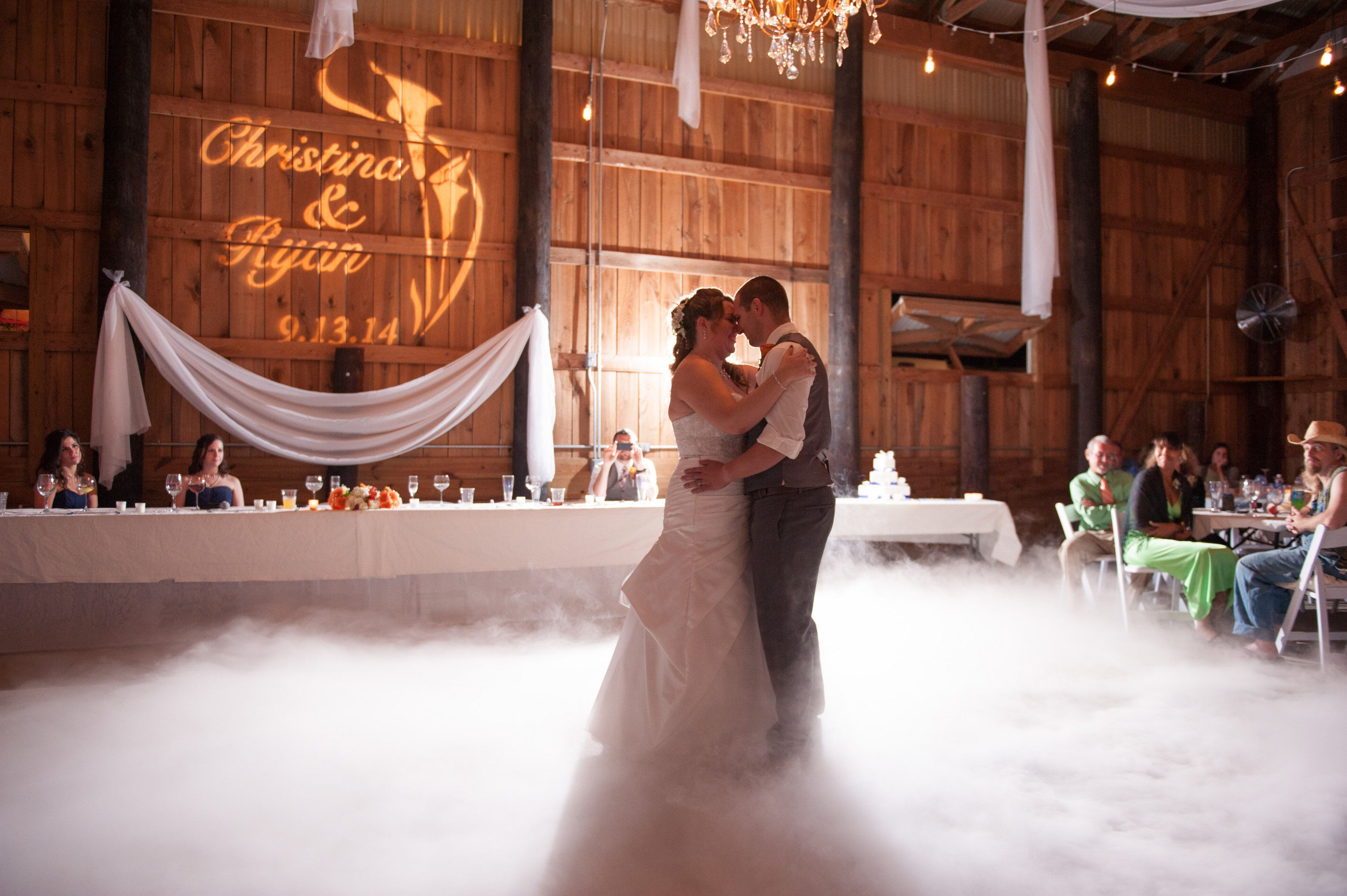 Our Dancing On A Cloud Effect Perfect For The First Dance Father