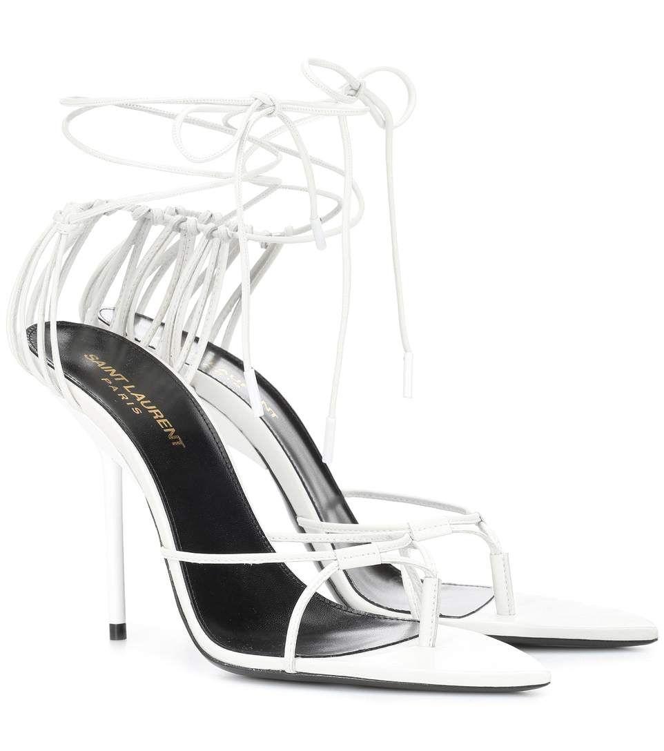Inez leather sandals #Shoes #Sandals