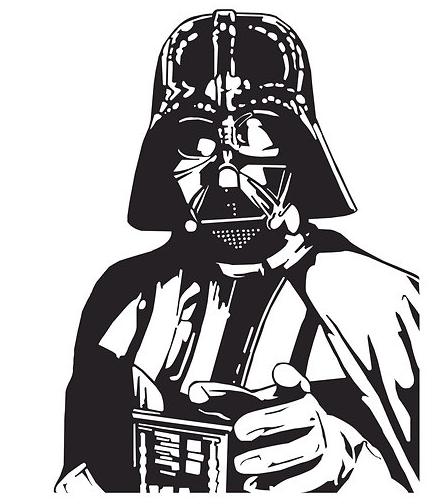Top Resultado de imagen de r2d2 blanco y negro   star wars   Pinterest  CA17