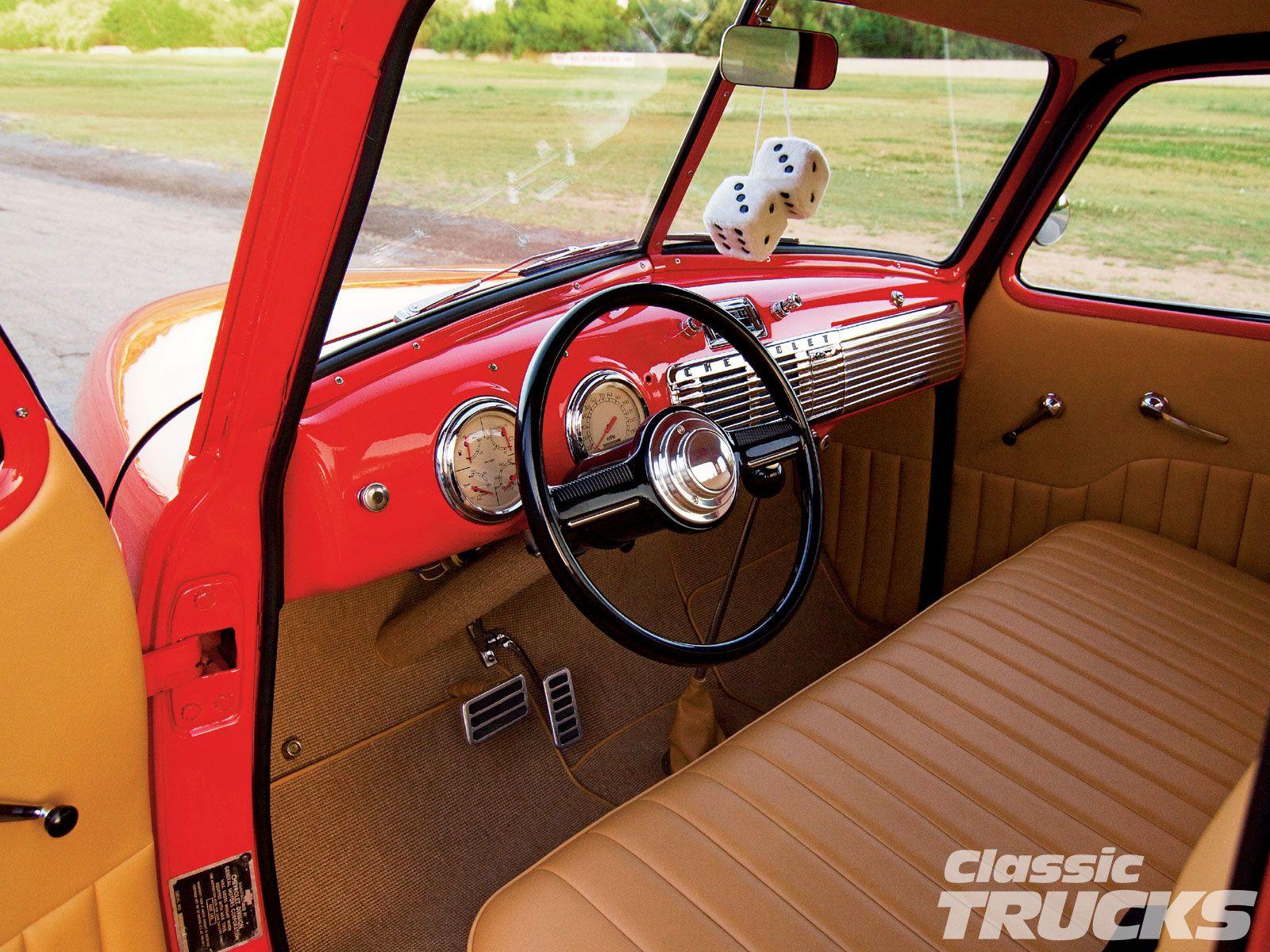 1949 Chevrolet Pickup Classic Trucks Magazine Classic Trucks Chevrolet Pickup Classic Trucks Magazine