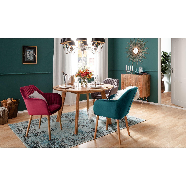 Esszimmerstühle mit Armlehne | Essstühle online kaufen | home24