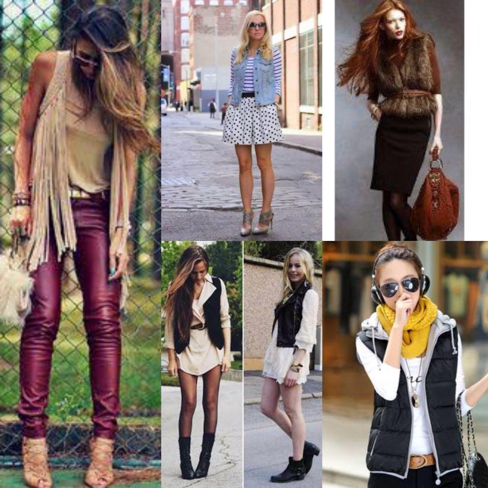 Dicas de como usar colete confira no Blog de moda  Superfeminina.net.br