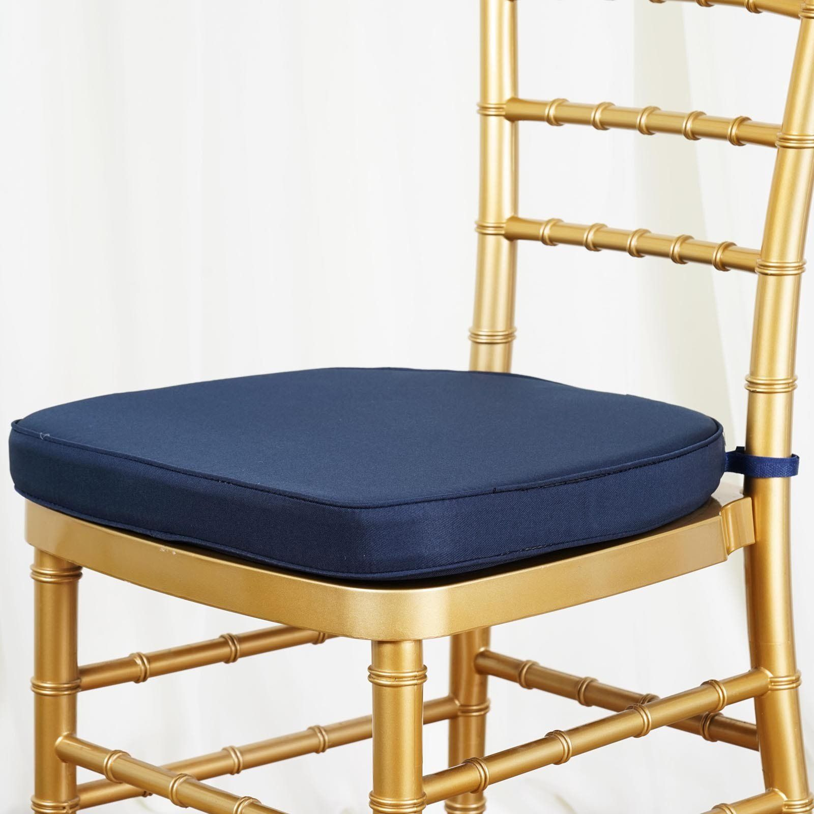 navy blue office chair with wheels