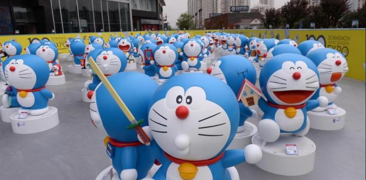 Wallpaper Gambar Doraemon Sedih 52 Kumpulan Gambar