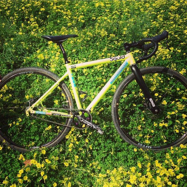 Neon Camouflage Sscx Cx365 Cyclocross Beereccentric
