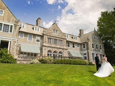 Blithewold Mansion Gardens And Arboretum Bristol Rhode Island Wedding Venues 1