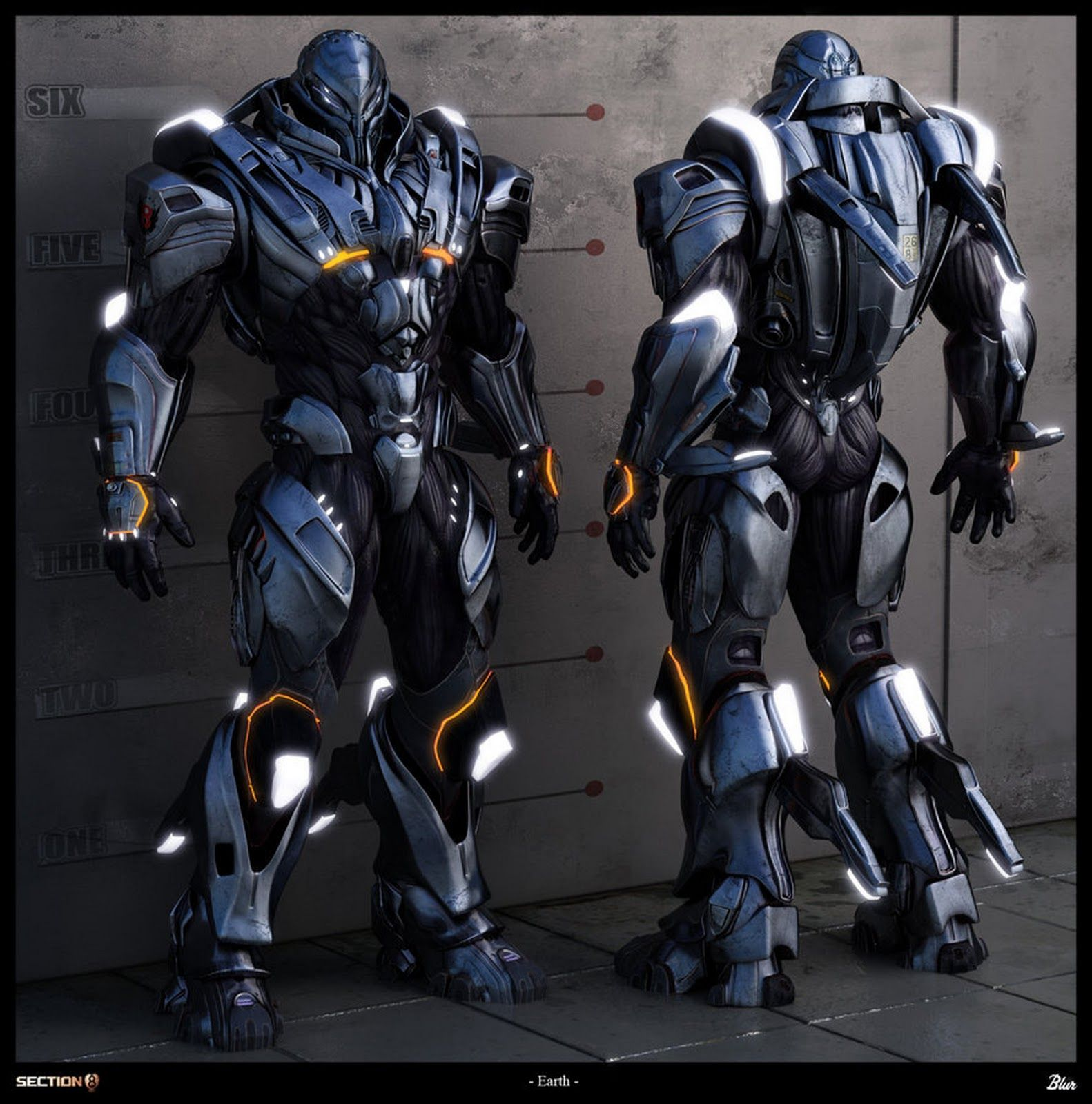 Dsng S Sci Fi Megaverse Sci Fi Futuristic Concept Armor And Mecha Designs Part 2 Sci Fi Armor Armor Concept Futuristic Armour Workers in an underground lab fight for their lives against a cloned dragon they created. sci fi futuristic concept armor