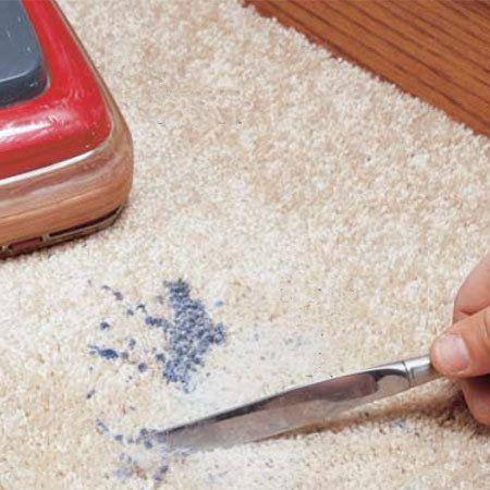 Qué hacer si nos cae cera en la alfombra Guía de