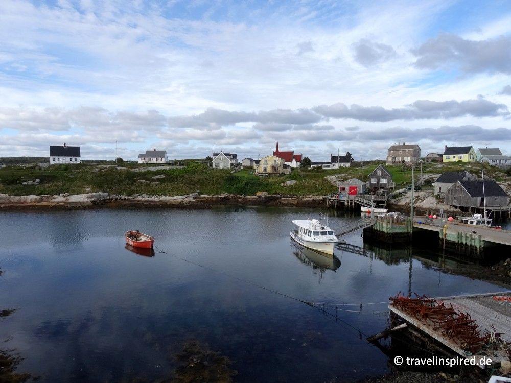 Nova Scotia Rundreise - Erfahrungsbericht Ostkanada