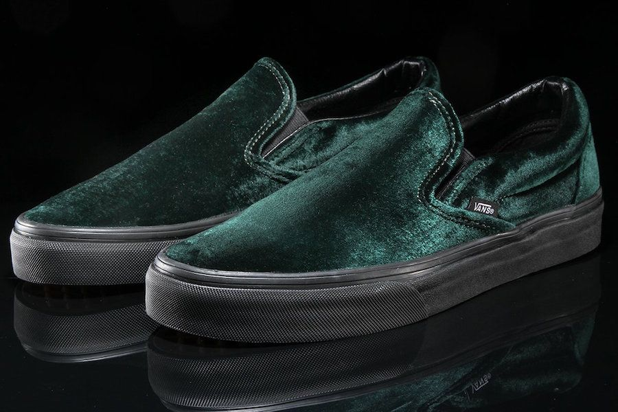 3d704774d8495d This pine green is my favorite Green Vans