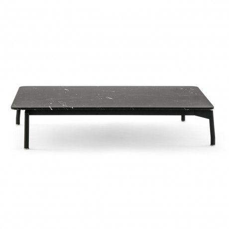 Sled Square Coffee Table