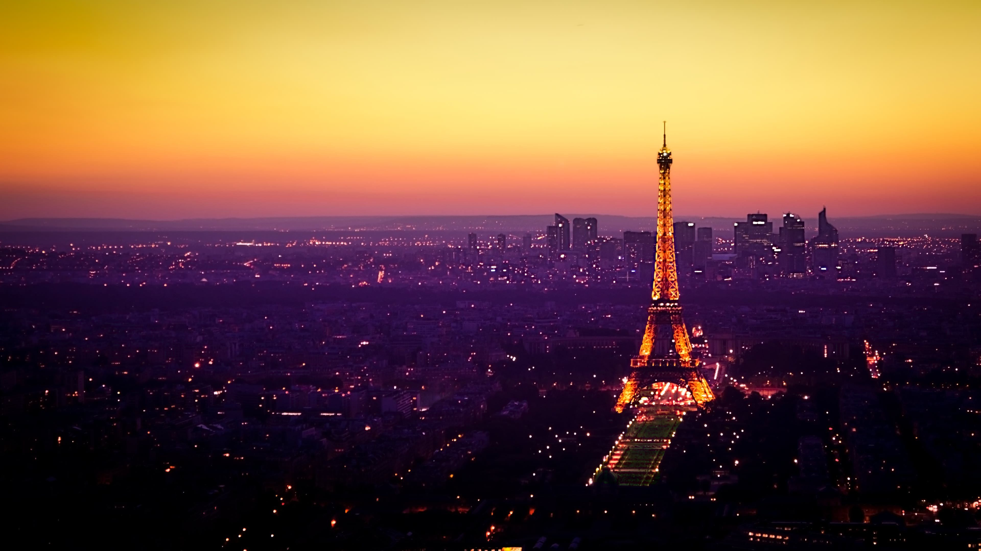 eiffel tower night desktop backgrounds eiffel tower night