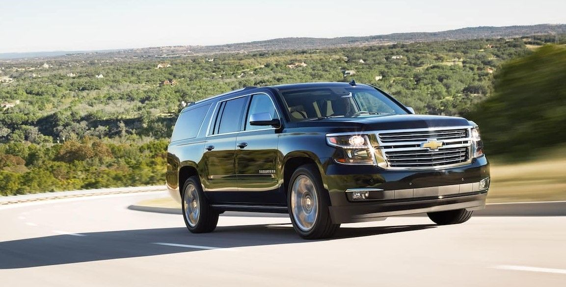 2020 Chevrolet Suburban View Design Capability And Competitors With Images Chevrolet Suburban Road Trip Car Cross Country Road Trip