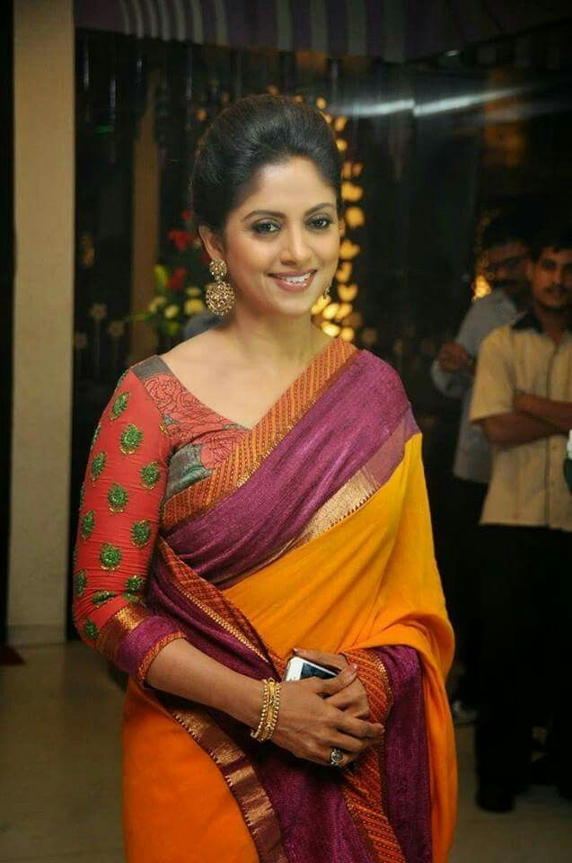 376895aa0ceced Nadhiya | Actress Indian in 2019 | Saree, Indian beauty saree ...