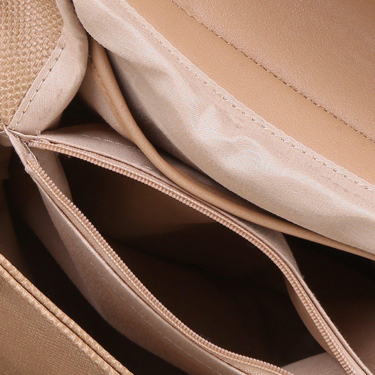 a5fd63caa Bolsa Shoestock Satchel Média Textura Feminina - Compre Agora ...