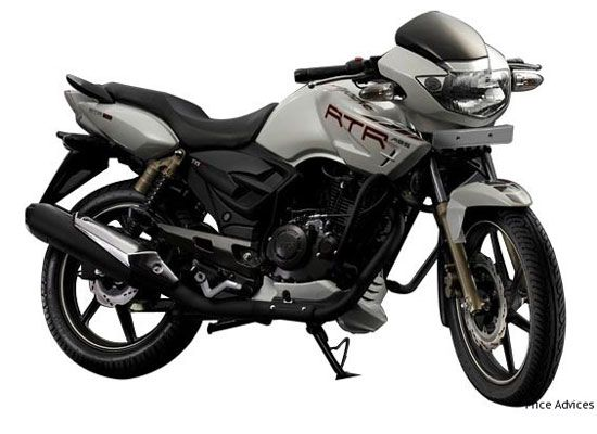 TVS Apache New RTR 180 ABS review at Maxabout com  Bikes
