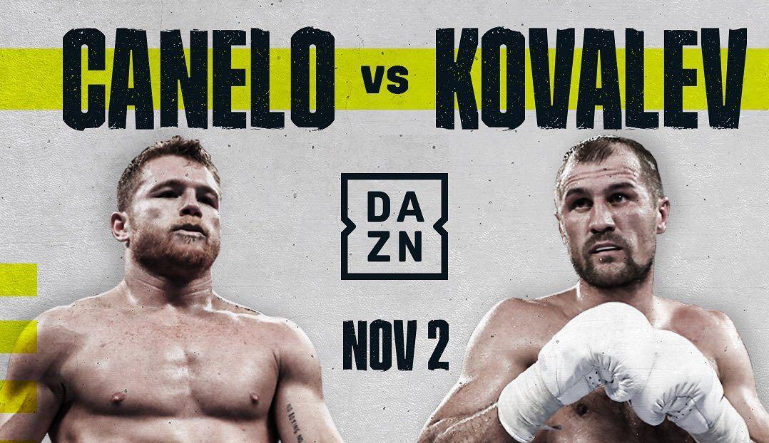 Canelo vs Kovalev live stream how to watch the Alvarez