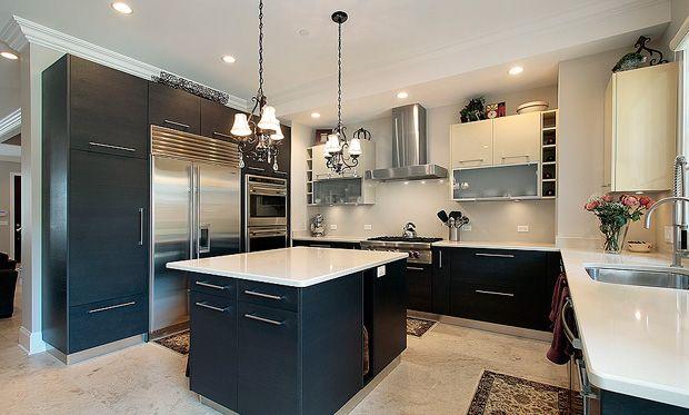 cucine americane con isola - Cerca con Google   interior design e ...