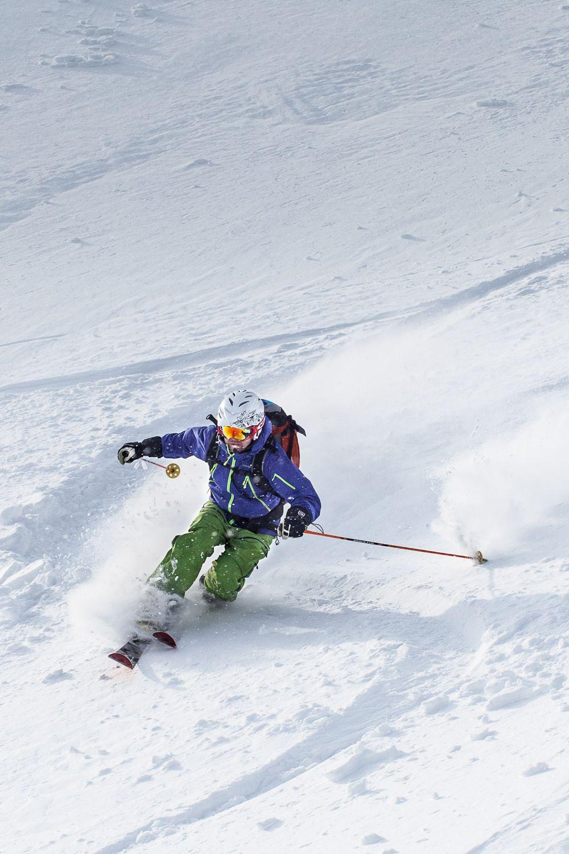 Skiing in Pallas, Lapland Finland . Saariselkä activities http://www.saariselka.com/individual/activities