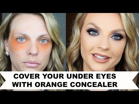 I Wanted To Try Them Conceal Under Eye Dark Circles With Lipstick