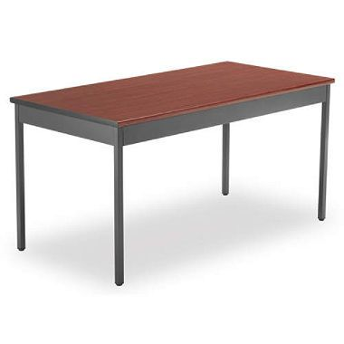 Utility Table Cherry 30 X 60 194 Millersburg Office Table