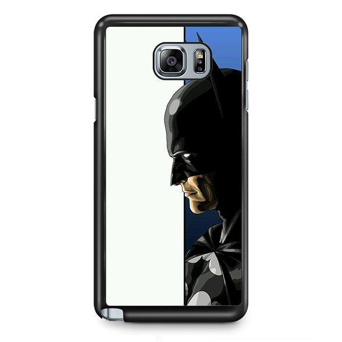 Batman Art TATUM-1432 Samsung Phonecase Cover Samsung Galaxy Note 2 Note 3 Note 4 Note 5 Note Edge