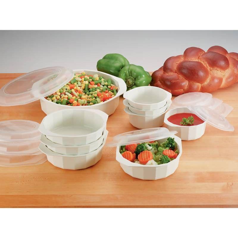18pc Microwave Cookware Set Microwave Cookware Cookware Set