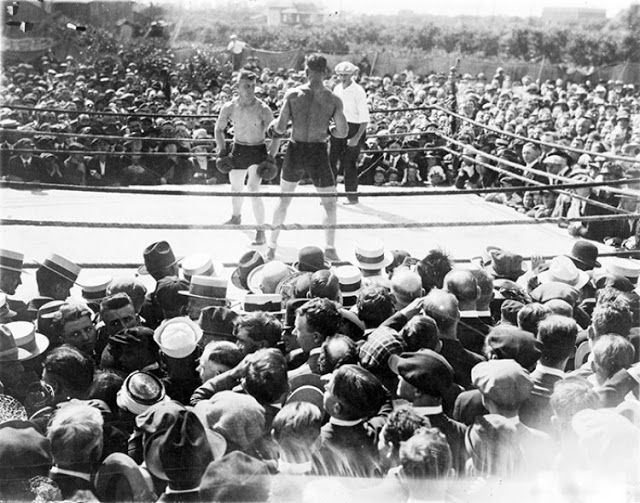 vintage everyday: Boxing in the Early 20th Century – 22