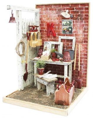 ♡ ♡   Kojima Takao Obras diseño en miniatura Kit / Natural Jardinería ~ Billy Doll House ~