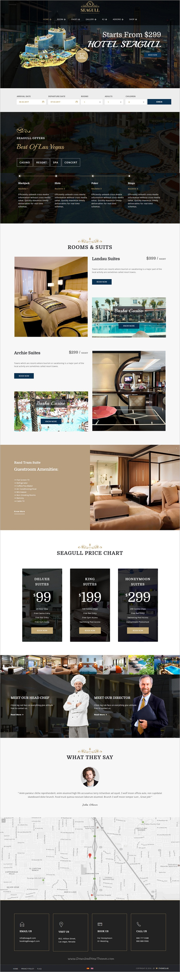 Seagull is a wonderful responsive 5in1 @Joomla template for #webdesign #hotels and #resort websites download now➩ https://themeforest.net/item/seagull-hotel-amp-resort-joomla-template/19241439?ref=Datasata