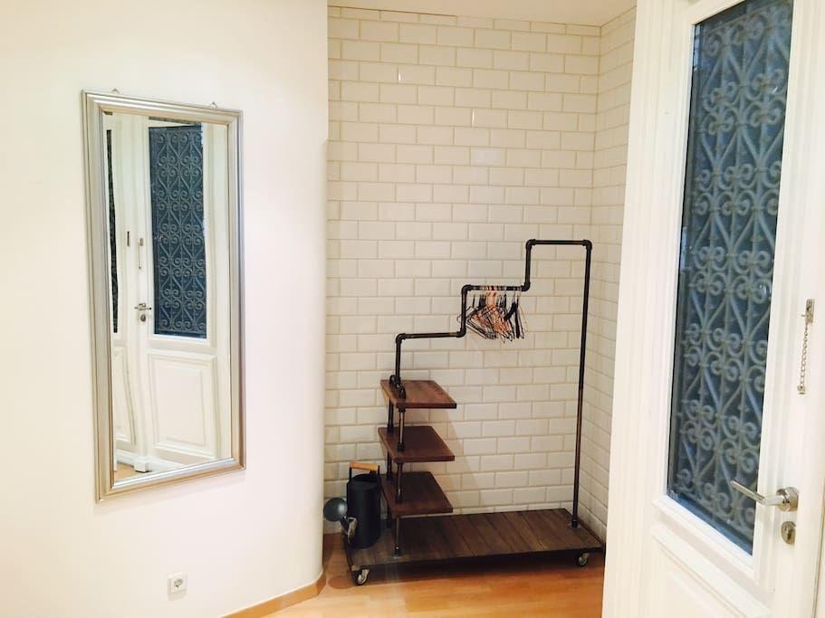 Flur Garderobe Dream House Munich Pinterest - flur idee