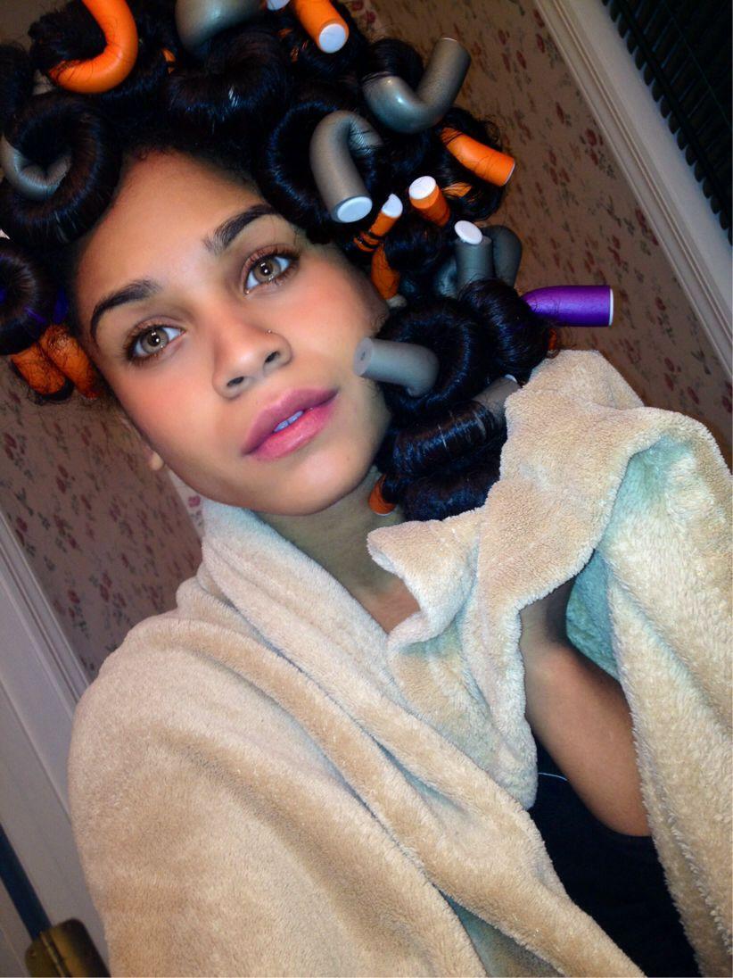 Flexi rods beautiful hair pinterest flexi rods hair