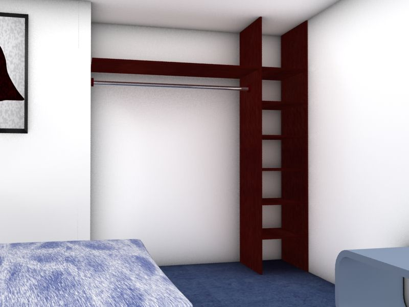 Closet buscar con google muebles pinterest closet for Closet armables economicos