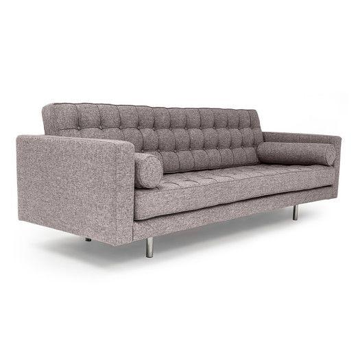 Karl Madison Mid Century Modern Sofa Allmodern