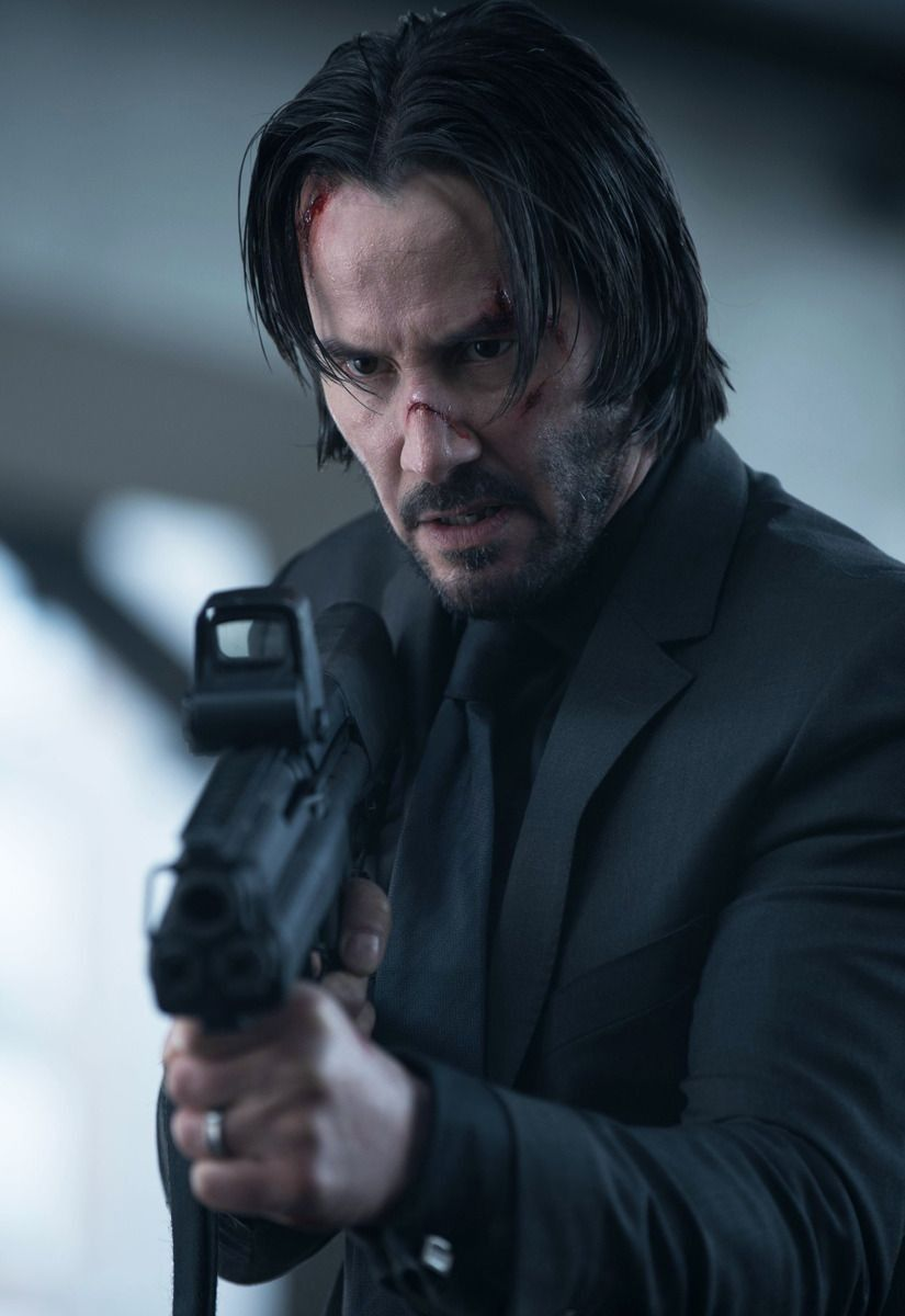 Pin by umt a. on Keanu Reeves in John Wick in 2019 | Keanu ...
