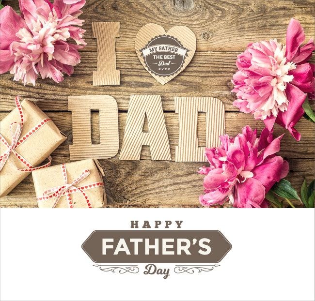 Where ever you are in the world, I join with you in wishing your Father a most love filled day.  Happy Father's Day! With my deep, deep love, Jo