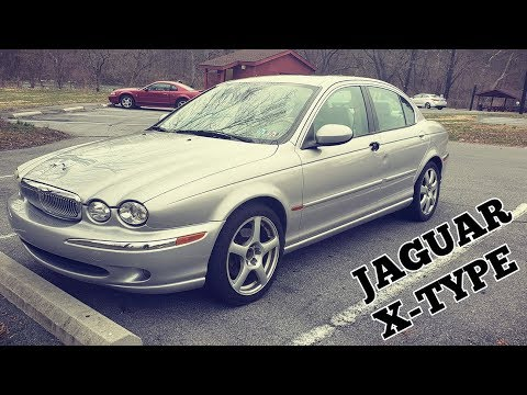 54 2005 Jaguar X Type Awd Regular Car Reviews Youtube Jaguar