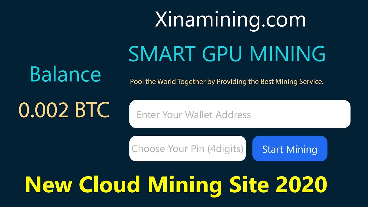 cryptocurrency pool mining website