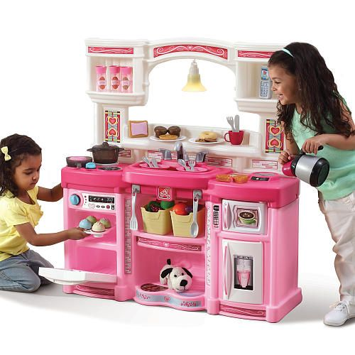 Wondrous Rise And Shine Kitchen Pink Christmas Toy Kitchen Download Free Architecture Designs Xerocsunscenecom