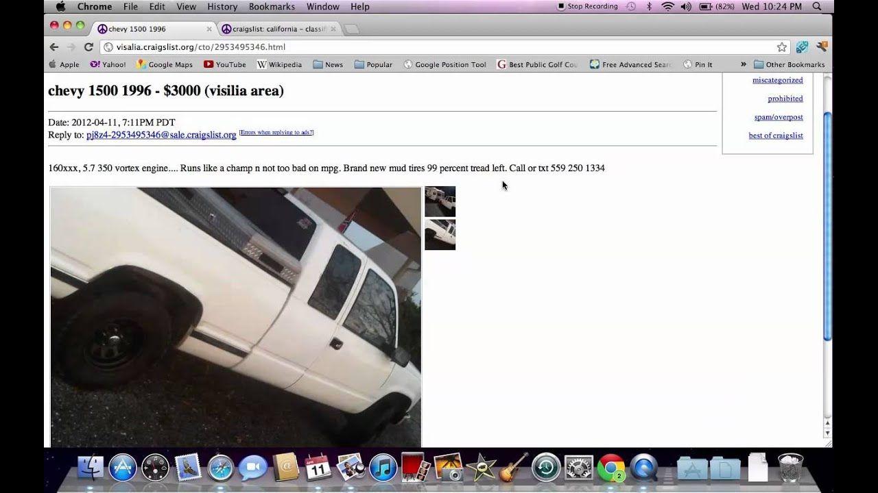 Perfect Craigslist Visalia Cars By Dealer And Description Pickup Trucks Visalia Chrysler Dodge Jeep